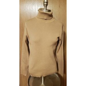 Style & Co Ribbed Turtleneck